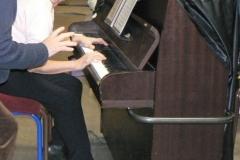 Francine-piano 2006