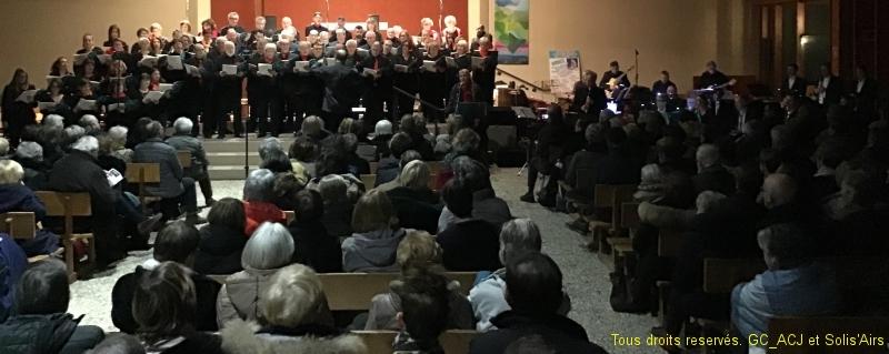 Concert St Egrève