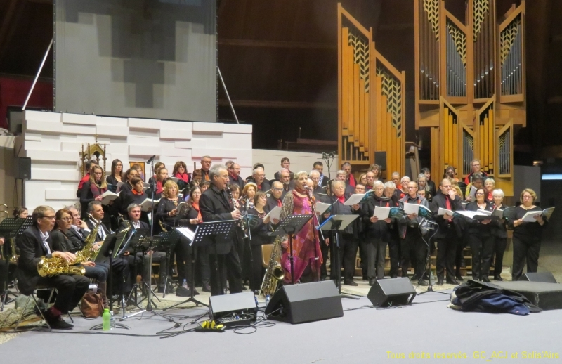 Grand Choeur et Big Band