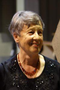 Francine en 2016 ; Dernier Concert avec le Grand Chœur