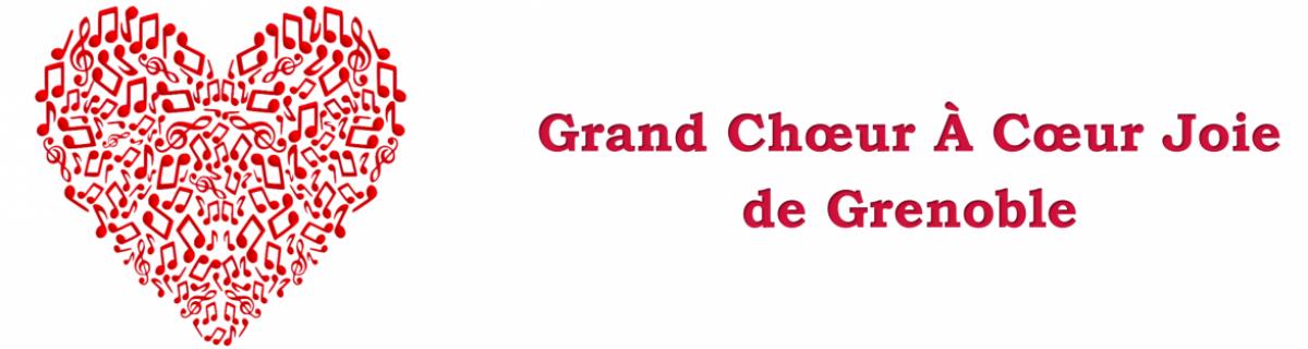 Grand Choeur A Coeur Joie de Grenoble